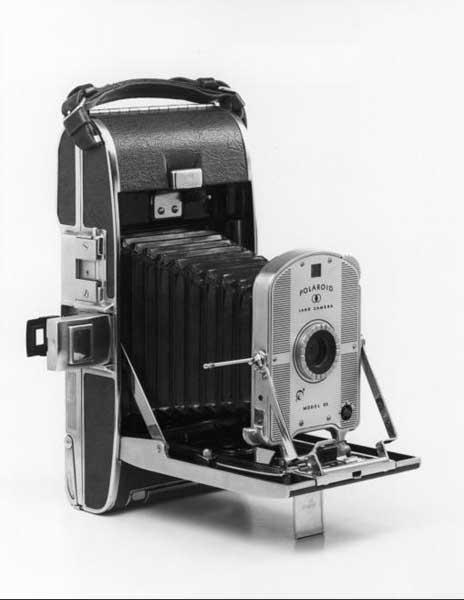 histoire du polardoïd - Polaroid 95