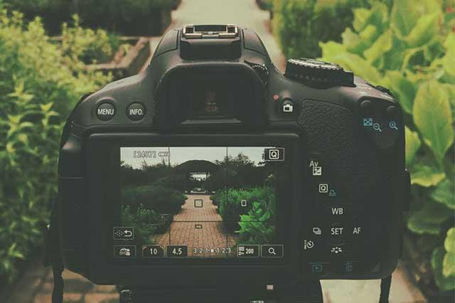 réglage appareil photo - déclencher malin